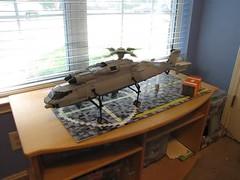 H-75 Grasshopper (Video) (.Tyler H) Tags: h75 mil mi10 harke helicopter grasshopper skycrane heavy lift lego model military cargo