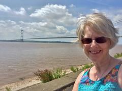 Humber Bridge (Bad Wolf Babe) Tags: lindajenkins bridge humberbridge