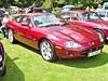 544a Jaguar XK8 Coupe (1996). (robertknight16) Tags: jaguar british 1990s sportscar xk8 lawson stafford p2xke