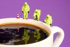 Der Kaffee ist einfach zu stark... - The coffee is just too strong ... (marco.federmann) Tags: abc kaffee coffee too strong zu stark feuerwehr pause