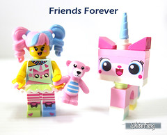 Friends Forever (WhiteFang (Eurobricks)) Tags: lego collectable minifigures series city town space castle medieval ancient god myth minifig distribution ninja history cmfs sports hobby medical animal pet occupation costume pirates maiden batman licensed dance disco service food hospital child children knights battle farm hero paris sparta historic ninjago movie sensei japan japanese cartoon 20 blockbuster cinema