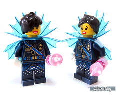 Which hairstyle would you prefer? (WhiteFang (Eurobricks)) Tags: lego collectable minifigures series city town space castle medieval ancient god myth minifig distribution ninja history cmfs sports hobby medical animal pet occupation costume pirates maiden batman licensed dance disco service food hospital child children knights battle farm hero paris sparta historic ninjago movie sensei japan japanese cartoon 20 blockbuster cinema