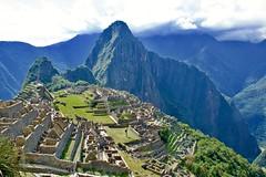 Machu Picchu, Peru (somabiswas) Tags: machupicchu wonderoftheworld peru landscape citadel incas saariysqualitypictures peruvianimages