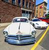 1950 Ford (kenmojr) Tags: 1950 2017 antique atlanticnationals auto car carshow caymans centennialpark classic downtown ford kenmorris kenmo moncton newbrunswick porsche shoebox show vehicle vintage canada