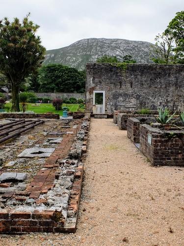 Victorian Walled Garden, Connemara, Co. Galway