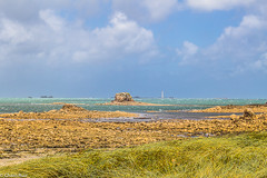 Sillon de Talbert- (Charo R.) Tags: sillon de talbert réserve naturelle francia paisaje mar naturaleza canon cielo nubes