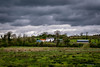 The Farmhouse and the Storm (cogy) Tags: farmhouse storm cloud dull dark foreboding farm leitrim ireland canal shannon blueway walk walkway track sew shannonerne waterway walking landscape
