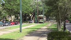 Here Comes #915 (en tee gee) Tags: streetcar trolley neworleans video stcharles