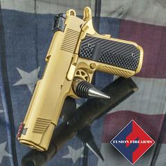1911 Pistol, Fusion Firearms- Yukon (Fusion Precision Engineering) Tags: 1911coltpistol colt pistol m1911 m1911a1 custom1911pistols 9mm 45acp 40sw 10mm 38super 9x23 400corbon firearms 1911parts 1911assemblies lpasights fusion fusionfirearms