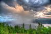 Sunshine in the rain (Jim Skovrider) Tags: 1116f28lens atx116prodx d800 hdr highdynamicrange innvikfjorden nature nikon nikond800 nikonfx nikonfxshowcase norge norway photomatixpro tokina rain ultrawide