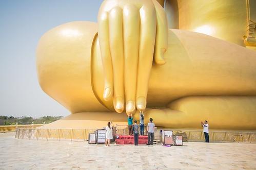 wat muang - ang thong - thailande 17