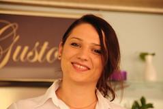 A smile to knock your socks off ! (john a d willis) Tags: montenegro budva andjela smile singer