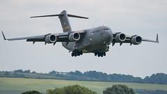 Yeovilton-Arrivals-2017-26 (Steven Reid - Reid Photographic) Tags: 2017 airshow aircraft c17a heritage usairforce yeovilton yeoviltonairday aviation