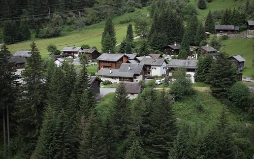 Mottec 1550 mètres, Val d'Anniviers