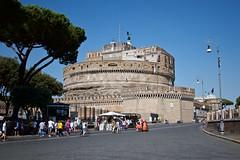 Castel Sant'Angelo (Michael Tracy's photos) Tags: rome vatican