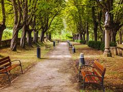 Paseo por el Jardín Secreto, Oña (Kasta) Tags: oña burgos españa es
