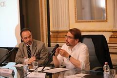 EOS_3867 Davide Cadeddu e David Held (Fondazione Giannino Bassetti) Tags: milano politica seminari responsabilità globalizzazione storia etica migrazioni stato governance innovazione digitalizzazione internet