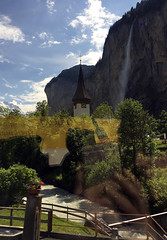 Alps Trip 0842m (mary2678) Tags: switzerland europe honeymoon mountain mountains lauterbrunnen valley bus waterfall water rick steves myway alpine tour