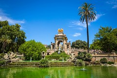 Parc de la Ciutadella (aaamsss) Tags: barcelona bcn aaamsss parc ciutadella outdoors city spain catalonia