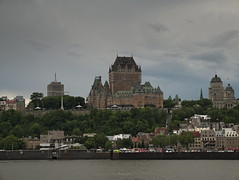 Quebec City's landmark, Chateau Frontenac. (My vision of the world :)) Tags: leszekwronski chateaufrontenac quebeccity canada stlawrenceriver landscape river view panasoniclumixdmcg7 panasonicdmcg7 panasonicg7 panasonic g7 mft m43 stlawrence lumixdmcg7 lumixg7 lumix 1442