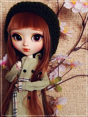 Warmth ♥ (Pliash) Tags: doll pullip full custom by madeleine dollies madeleinedollies madeleinedolls dolls brunette kit mio make it own