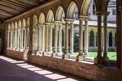 Église Monolithe de Saint-Émilion (acruz0301) Tags: france saintémilion arches church cloyster