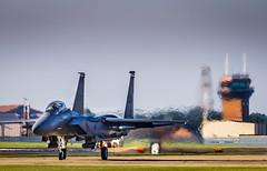 Feelin' hot hot hot ! (aquanout) Tags: aircraft aeroplane airplane plane jet military airfield aviation