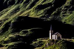 la chiesetta di Riale al tramonto (anna barbi) Tags: chiesariale