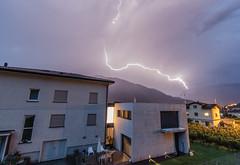 Lightning (Charlyb84) Tags: fulmine lightning ticino giubiasco pizzo di claro temporale pioggia