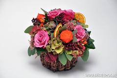#Concept voor het #Najaar... (floralworkshops) Tags: hortensia lampion sedum