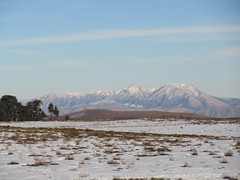 Distant peaks from snow fields, Middle Atlas near Azrou, Morocco (Paul McClure DC) Tags: middleatlas morocco jan2017 almaghrib ifrane azrou mountains winter scenery snow northafrica