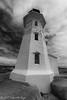 Profile of Peggy's Cove LightHouse (taharaja) Tags: baddeck boathouse canada capebretton clouds hatimrajashadi highlands ingonish jetty lighthouse missisaugua nationalpark niagarafalls novascotia ocean toronto usa water cabottrailinverness longexposure