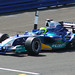 Sauber Petronas - Sauber-Petronas C24 - Felipe Massa (Bra)