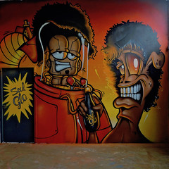 Roosendaal The Loods (Akbar Sim) Tags: roosendaal holland nederland netherlands graffiti streetart akbarsim akbarsimonse