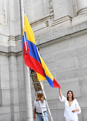 2017 Colombia Flag Raising-017 (Philly_CityRep) Tags: cityofphiladelphia colombia flag raising