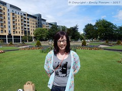 July 2017 - Hull - Sunday day out (Girly Emily) Tags: crossdresser cd tv tvchix tranny trans transvestite transsexual tgirl tgirls convincing feminine girly cute pretty sexy transgender boytogirl mtf maletofemale xdresser gurl glasses jeans hull queensgardens outdoor