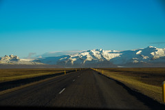 Iceland (St James Gate) Tags: road icelandroad winter montain islande