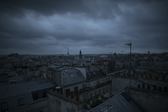 (Rob Chiu) Tags: paris summer sunset sprawl sonya7rmkii canon metabonesiv 24mm14l rooftops