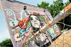 fiddleheads salon (Georgie_grrl) Tags: graffiti streetart creative colourful mural baltimoreinvasion pentaxk1000 rikenon12828mm usa washington dc districtofcolumbia roadtripwithkarol