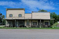 Commercial Buildings, Cassoday, KS (Robby Virus) Tags: cassoday kansas ks commercial storefronts closed abandoned