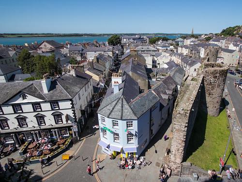 Caernarfon North Wales