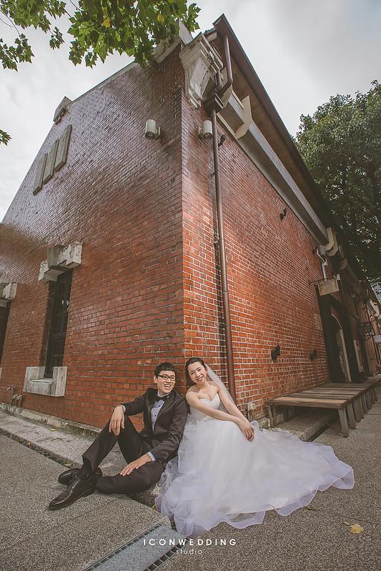 華山藝文特區,冷水坑,西門町,婚紗照,拍婚紗