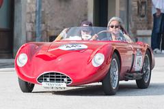 Mille Miglia, Gubbio 2017 (MikePScott) Tags: 750sportinternazionale bandini camera car events gubbio italia italy millemiglia nikon28300mmf3556 nikond600 transport umbria