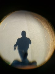 July 26: Shadow in Fish Eye (earthdog) Tags: 2017 fisheye androidapp cameraphone moblog cliponlens lge nexus 5x lgenexus5x shadow path project365 3652017 needstags needstitle