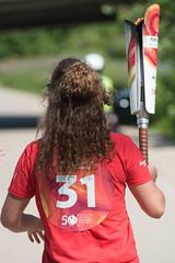 Sophie Vandale (2017 Canada Games // Jeux du Canada 2017) Tags: keithlevitphotography tor sophievandale canadasummergames winnpegtorchrelay