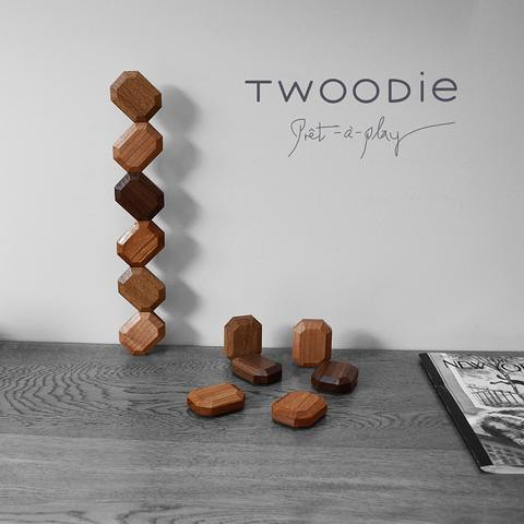 Organic wooden toys from Twoodie