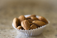 """""""Snack Attack"""" - Our Daily Challenge (Karon Elliott Edleson) Tags: almonds snack snackattack ourdailychallenge odc macro nuts health diet"""