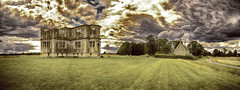 Lyveden New Bield Panorama Processed (www.jamesgreigphotographer.com) Tags: