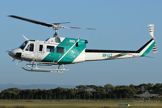 VH-LLZ BELL 212 PRECISION HELICOPTERS