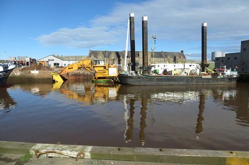 Peterhread Harbour